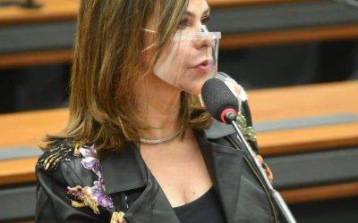 Por unanimidade, Professora Dorinha é eleita para comandar a Comissão de Educação na Câmara