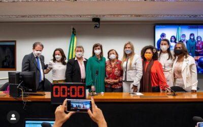 Protagonismo: Dorinha deixa comando Bancada Feminina com 80 PLs aprovados e 37 leis pela causa feminina