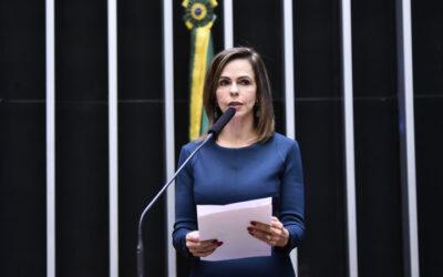 Dorinha defende mais mulheres no Legislativo