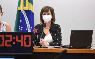 Professora Dorinha vota a favor da PEC 397 que garante os direitos dos Pioneiros do Tocantins